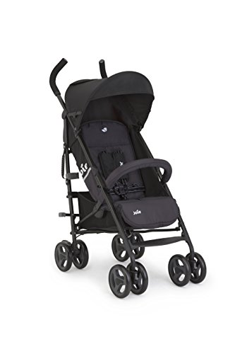 Freude Nitro LX Design Two Tone Black Kinderwagen