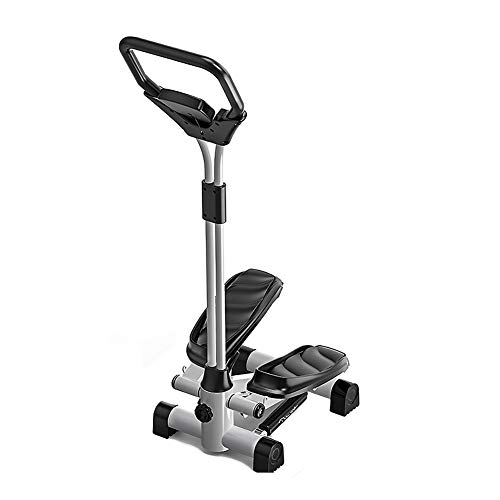 Find Discount XM&LZ Multi-Function Damping Stepper,with Armrests Step Fitness Machines Twist Stepper...