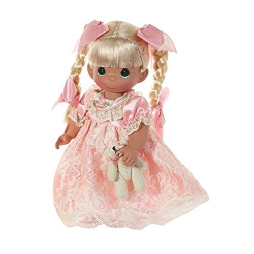 "Precious Moments Sugar Blond Doll, 12"""
