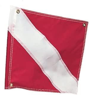 Diver Down Flag,  20 x 24,  Stiffener