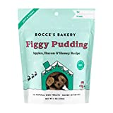 Bocce's Bakery - Limited Edition, Holiday Dog Treats, Figgy Pudding Soft & Chewy, 6 oz, Green