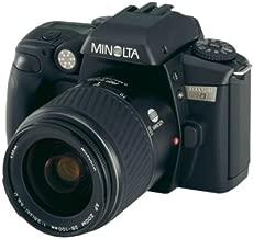 minolta slr camera lens
