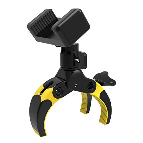 myGEKOgear MagiClaw -Phone stand, Phone holder and Cell phone holder Tripod Stand Compatible with All Cell Phone