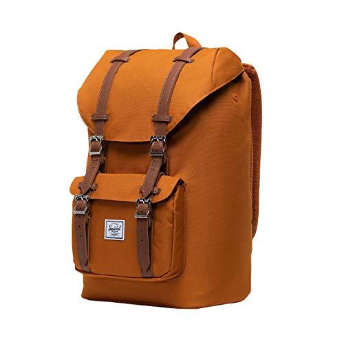 Herschel Backpack Little America Mid Volume Classics Mid Backpacks Poliéster 17 Litro 40,5 x 27,5 x 13 cm (H/B/T) Unisex Mochilas (10020)