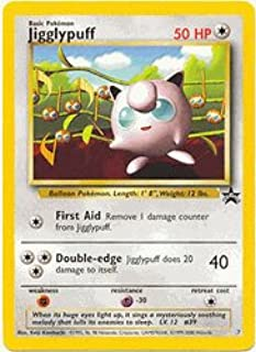 Pokemon Card - Black Star Promo #7 - JIGGLYPUFF