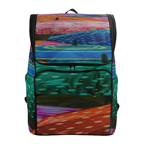 Colorful Umbrellas In The Sky Toddler Hike Bag Sport Bag For Kids Cool School Bags College Travel Bags Fits 15.6 Inch Laptop And Notebook Crossbody Backpack For Women Best Backpack