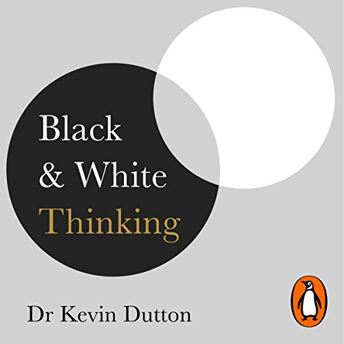Black and White Thinking  By  cover art