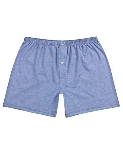 Ammann Denim Boxer-Shorts 6er Pack Blue Indigo 5