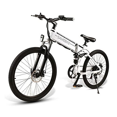 Ebike,Bicicleta De Montaña De Bicicleta Eléctrica De 26 Pulgadas, Bicicleta De Montaña...