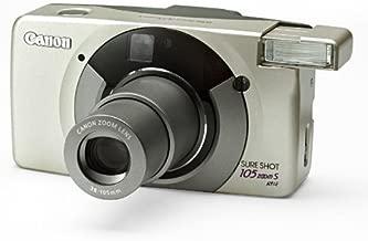 Canon Sure Shot 105S Zoom 35mm Camera