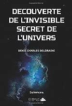 DECOUVERTE DE L'INVISIBLE SECRET DE L'UNIVERS (French Edition)