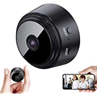 9ABOY 1080P HD WiFi Magnetic Feature Mini Hidden Camera