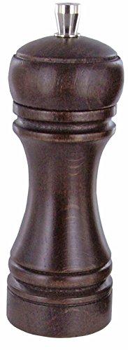 Marlux p247.210202 pepermolen donker hout 5,5 x 5,5 x 21 cm