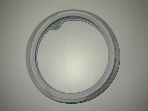 Alternativersatzteil 110859040 1108522002 - Guarnizione in gomma per oblò, compatibile con lavatrici AEG Lavamat Electrolux EWF