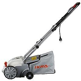 IKRA scarificateur aérateur électrique IEVL 1532, largeur de travail 32cm, puissance 1.500 watts