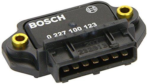 BOSCH 0227100123 Schaltgerät, Zündanlage
