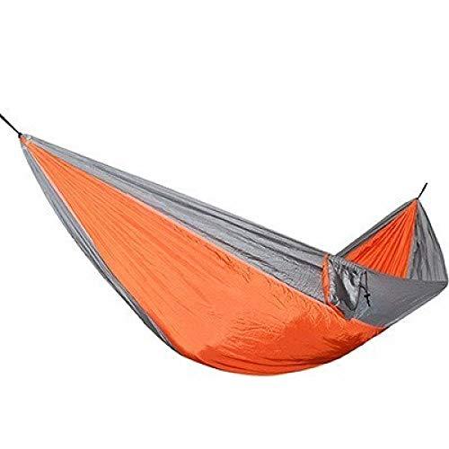 Gifftiy Hangmat Swing Met Stand 1 Persoon Nylon Hangmat Tent Rede Stoel Voor Backpacking Reizen Swing Met Twee Sterke Ophangbanden B
