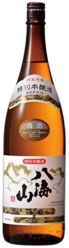 八海醸造『特別本醸造 八海山』