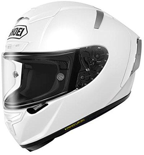 ショウエイ(SHOEI) バイクヘルメット フルフェイス ~ X-Fourteen ホワイト M(57~~58cm)~