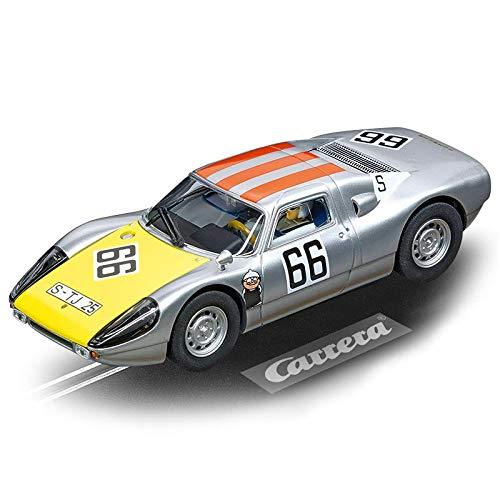 Carrera 20030902 Porsche 904 GTS No.66, Mehrfarbig