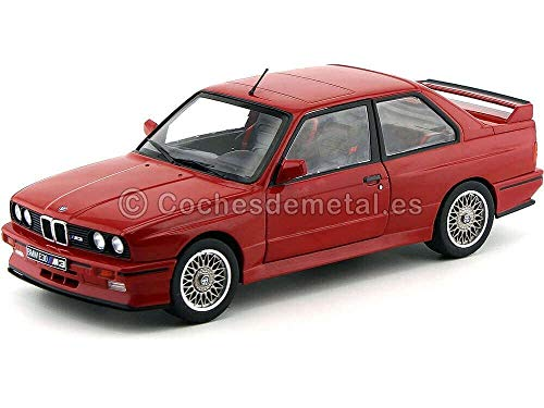 Solido – BMW M3 E30-1990 Coche en Miniatura de colección