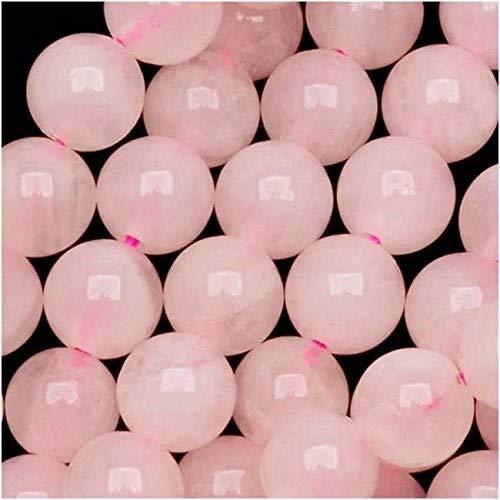 Beadaholique Fil de Perles, 6 mm, Rose 2, 6 mm