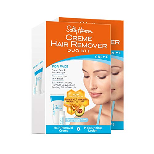 Sally Hansen Hair Removal Cream Review​
