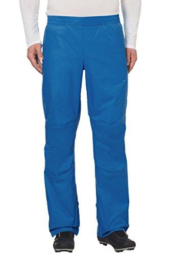 Vaude Herren Drop Pants II Hose Radiate Blue S - 4
