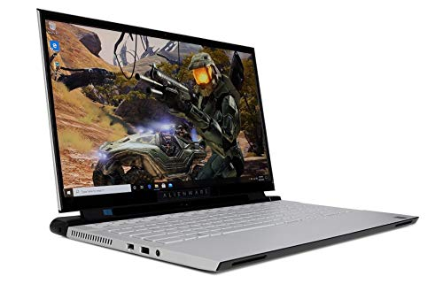 "New m17 r3 gaming laptop 10th gen i9-10980hk up to 5. 3ghz geforce rtx2080 super 8gb 17. 3"" 4k uhd 60hz 25ms 500-nit + tobii eyetracking display win 10 pro (1tb ssd