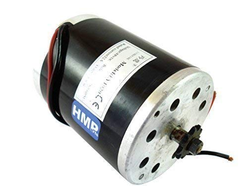HMParts Elektro Motor - 48V 800W - 2800RPM - MY1020 - E Scooter/RC