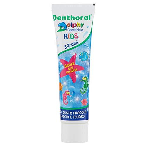 Denthoral Dolphy Dentifricio per Bambini, 50ml