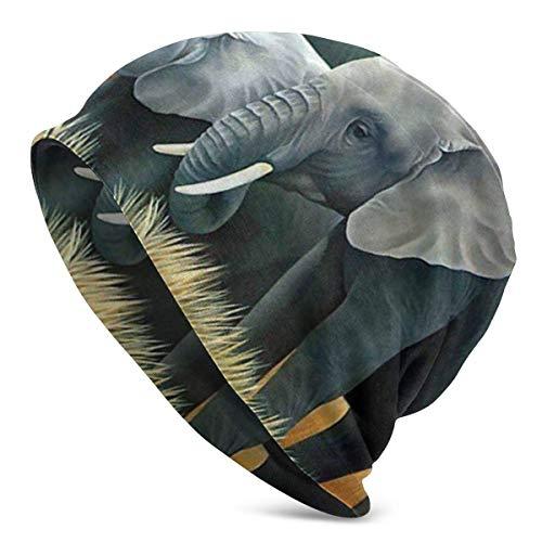 Miedhki Nuevo Elephant Best para Hombres y Mujeres como Forro para Casco,...