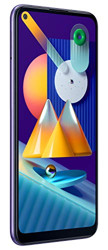 Samsung Galaxy M11 (Violet, 3GB RAM, 32GB Storage) with No Cost EMI/Additional Exchange Offers