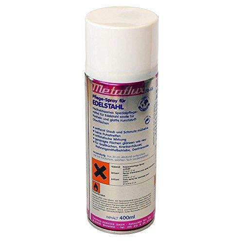 Metaflux Profi Edelstahlflege Spray