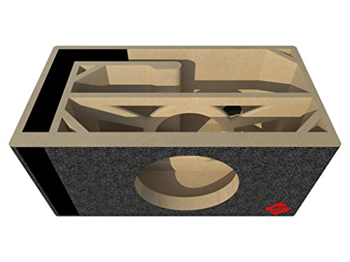 Sonix Enclosures Stage 3 Single HCCA15 HCCA 15 Orion Ported Subwoofer Box - Extreme Performance