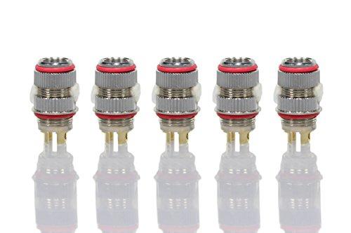 InnoCigs CLR-Ti Heads (5 Stück pro Packung) passend für die eVic-VT - produced by Joyetech