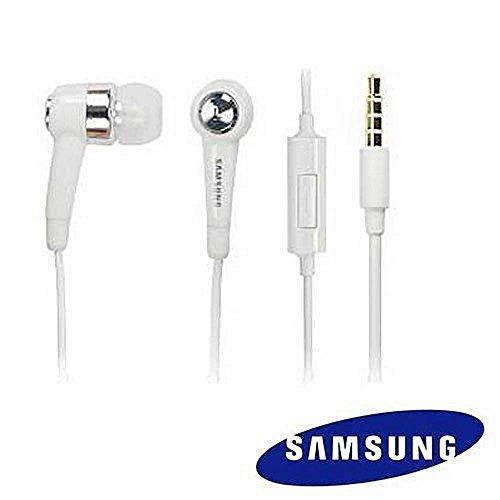 Original Samsung Stereo In-Ear Headset EHS-44 weiß passend für Samsung i9100 Galaxy S2