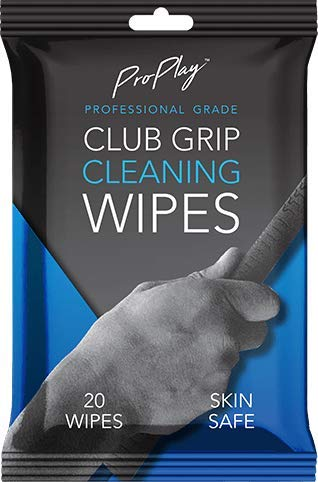 ProPlay Club Grip Cleaning Wipes