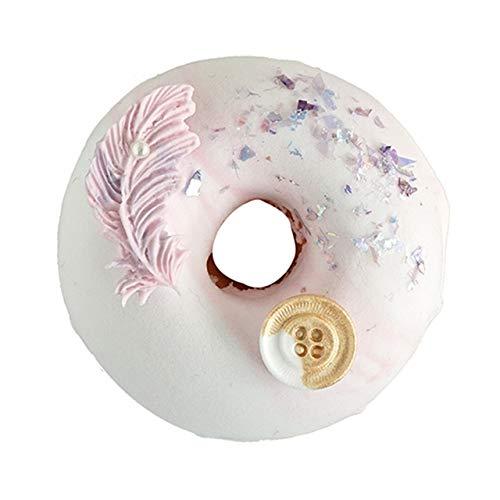 Xinger Kunstmatige Donut IJstaart Simulatie Snack Winkel Raamdecoratie Nep Snack IJs Donut Voedsel Fotografie Prop, 3