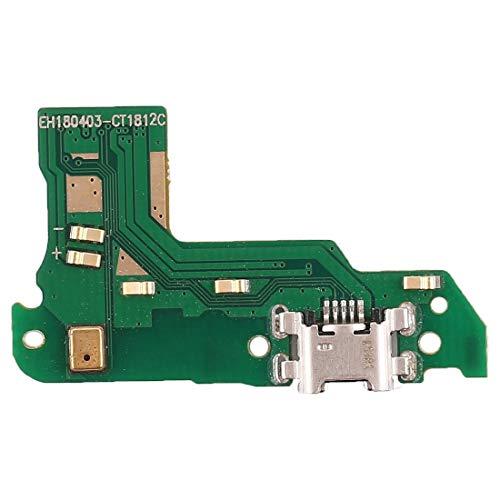 DINGXUEMEI Xuemei de Piezas de Repuesto de teléfono Cargador USB Base de Carga del Puerto de Carga Junta Junta Puerto for Huawei Disfruta 8e