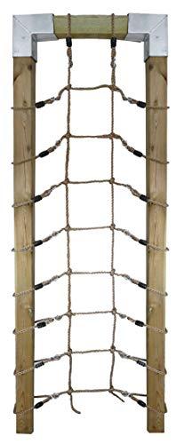 Gartenpirat Kletternetz für Rahmen 200 x 75 cm