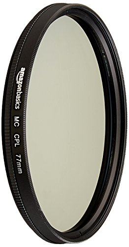 Amazon Basics Zirkularer Polarisationsfilter - 77mm