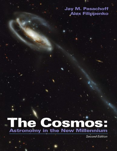 The Cosmos: Astronomy in the New Millennium, Media Update (with TheSky™ CD-ROM, Virtual Astronomy Labs, and AceAstronomy