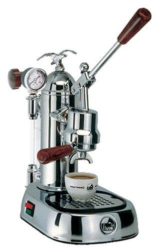 La Pavoni GRAN Romantica Cromata V230 GRL Espressomaschine 610100295