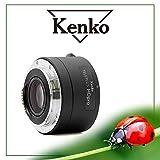 Kenko HD Pro 2X DGX - Duplicador para Objetivo, Color Negro