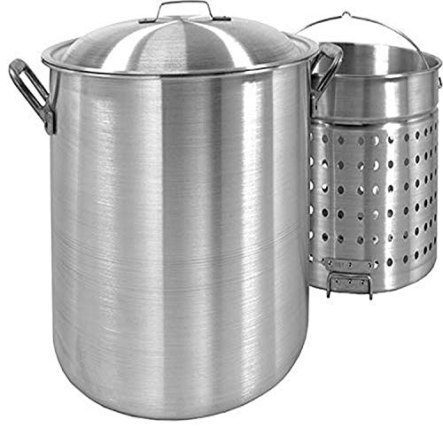 Bayou Classic 1000 100-Qt. Aluminum Stockpot with...