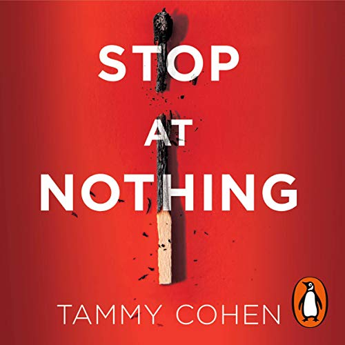 Stop at Nothing cover art