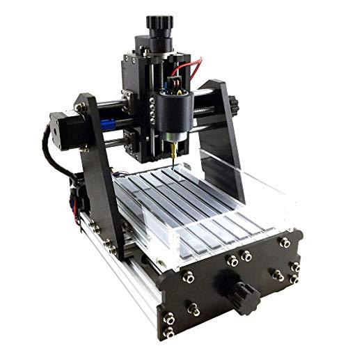 CNC-Fräse 3 Achse Miniatur Desktop Graviermaschine DIY Kit Desktop Chip Poliermaschine Markiermaschine Mini Pcb Gravur-Werkzeuge, 12V USB Engraver Carver