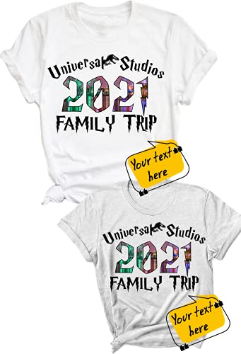 2021 Universal Family Matching Shirts, Universal Bound Shirts, Disney Family Trip Shirts, Universal Vacation, First Family Trip Shirts DT162