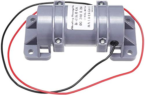 Auoeer Motor de Masaje de vibración Vibrante de 24V DC para Mesa de Asiento de Silla de Mesa de Cama